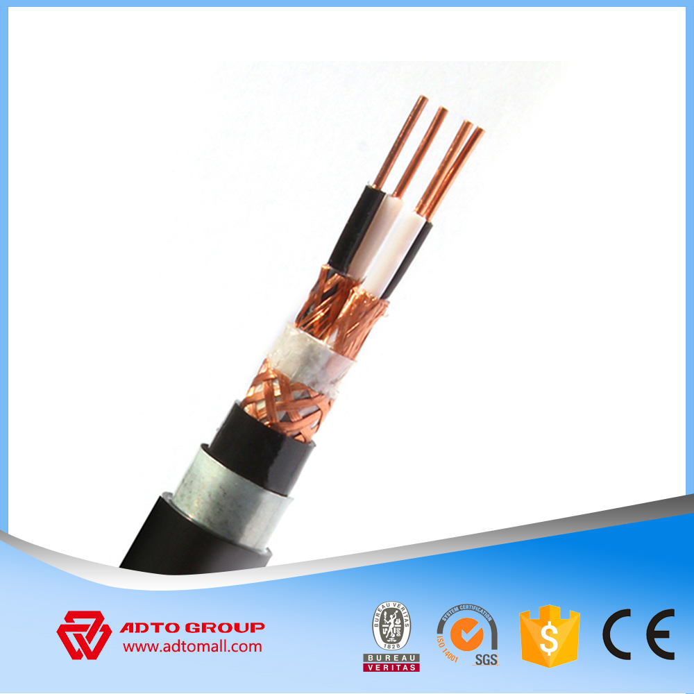 Electrical pot cable wire/Iron wire,Industrial braided cable