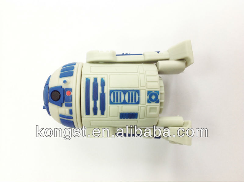 New coming! Star war robot USB Flash Drives for Promotion gift1-32GB, usb 2.0/usb3.0