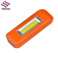 Alibaba Wholesale Portable Handheld USB Charge COB LED Mini flashlight,rechargeable led torch