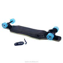 high speed good abrasion resistance electric skateboard wheel remote control motor longboard