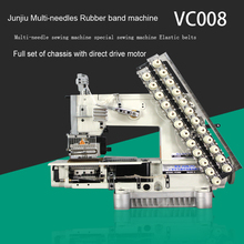 VC008 multi needle sewing machine