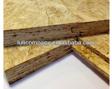 Slotted OSB with tongue and groove
