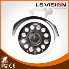LS VISION metal case camera waterproof camera security systems hotel cctv camera