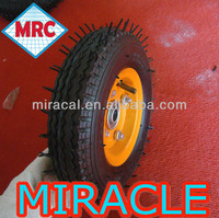 "Made in China 6"" toy rubber wheels 6x2"