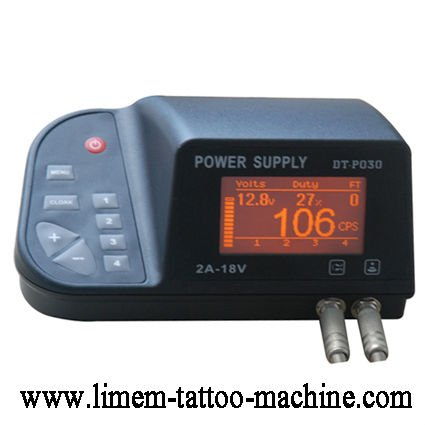 New Digital Stand-up Tattoo Power Supply for tattoo artist