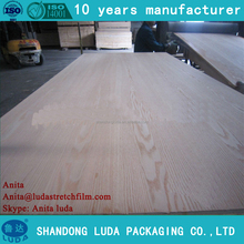 Luda supply 3-18mm poplar <strong>wood</strong> multilayer deformed / veneer / Packaging / waterproof plywood easy to split