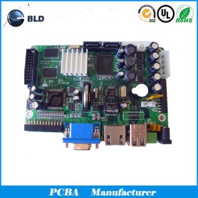 Low Cost Circuit Board Audio Amplifier PCB Assembly