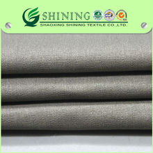 Strong bag fabric of 100% cotton canvas scraping the color coating