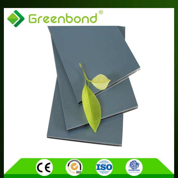 Greenbond high-precision coating concrete exterior wall panel