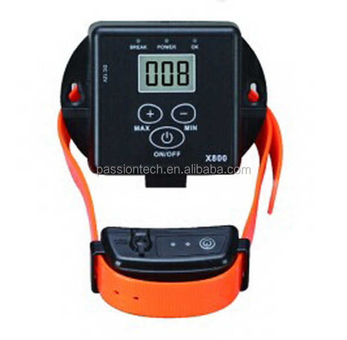 X-800 Portable Electric Dog Fence Temporary Dog Fence Wholesale