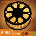 flexible led light strip diffuser 5054 smd led 220V