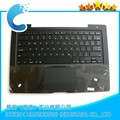 Full Tested For Apple Macbook A1181 Keyboard Black With Plamrest Topcase Cover US Version