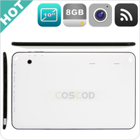 manufacture Buletooth / wifi /1g /8g Dual core Android 4.2 10 inch allwinne a20 tablet pc