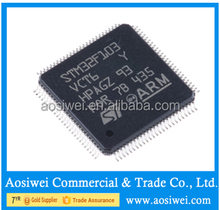 (Aosiwei)New Original IC Chips STM32F103VCT6