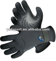Premium Neoprene 5mm Five Finger Gloves