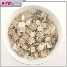 DIY KS014 Dyed Decorative mosaic shell