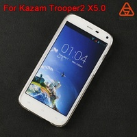 New arrival factory offer mobile case for iphone custom cell phone cover for Kazam trooper 2 X5.0