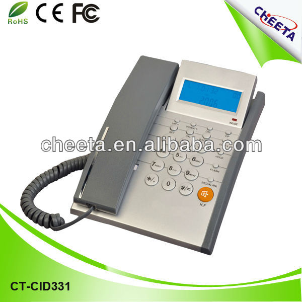 high quality simple telephone for central telephone system