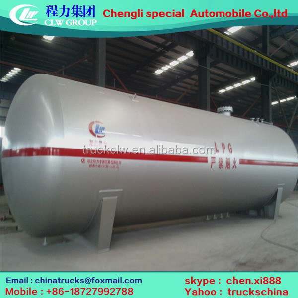 LPG 28ton Storage Tank for Propane (LPG), Anhydrous Ammonia (NH3) CCC CCS C2,C3 pressure vessel manufacturer