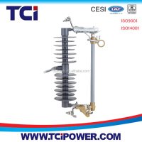 Chinese manufacture 11KV High voltage dropout fuse cutout with fast delivery