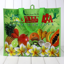 2016Customized reusable high quality laminated woven bag,pp woven shopping bag,woven tote bag