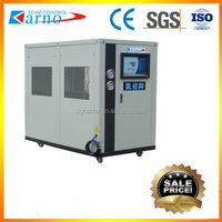 Perfect Cooling Effection SGS Approved Industrial Water Chiller Fan Coils /Water Cooling Chiller With Scroll Compressor