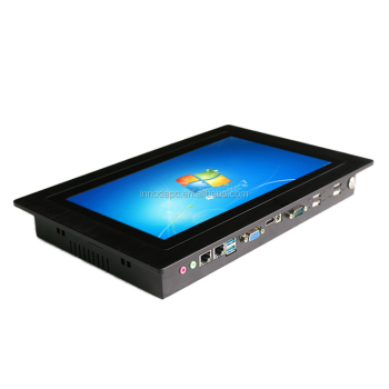 Flat Panel 11Inch Led All In One Desktop Computer Case With 4G Module