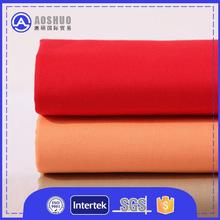 dye school poplin 100% polyester tent material plain dyed mens casual shirt making fabric
