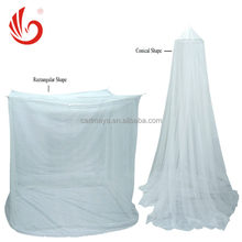 China Huzhou factory Cheap Polyester insecticide treated mosquito net(LLIN)