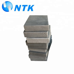 High Purity Refractory Silicon Carbide SiC Brick for Copper Refining Furnace