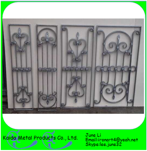 Lowes wrought iron fencing window grill inserts grills