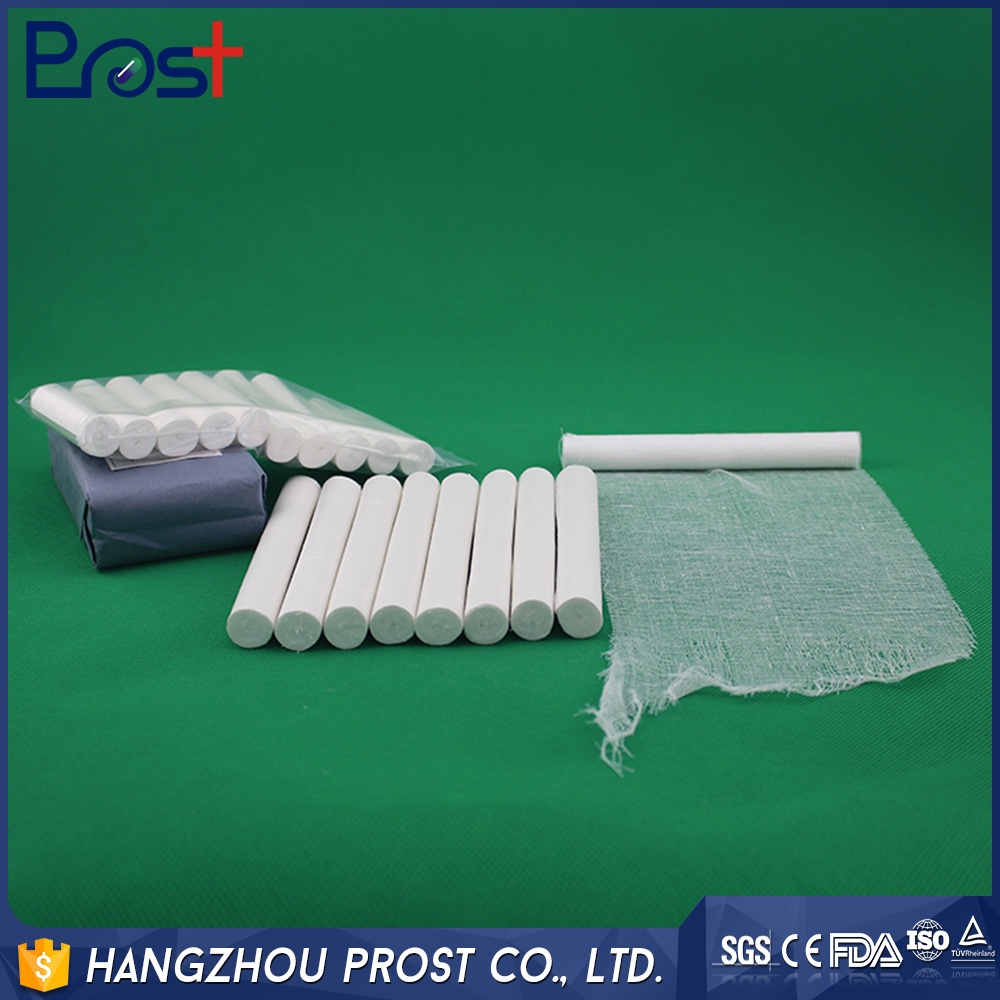 Low Price surgical sterile hemostatic gauze of CE Standard