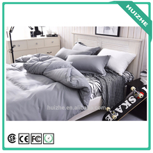 100% cotton hot sale high quality bed sheet set blanket
