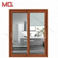 front  aluminum alloy sliding glass door