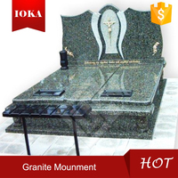 New style granite monument, granite tombstone
