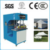 High Frequency PVC canvas welding machine for large covers, tarpaulin, tent welding