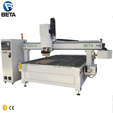 Decorations polishing cnc wood cutter automatic /Arts and crafts making ATC cnc router FS1530C