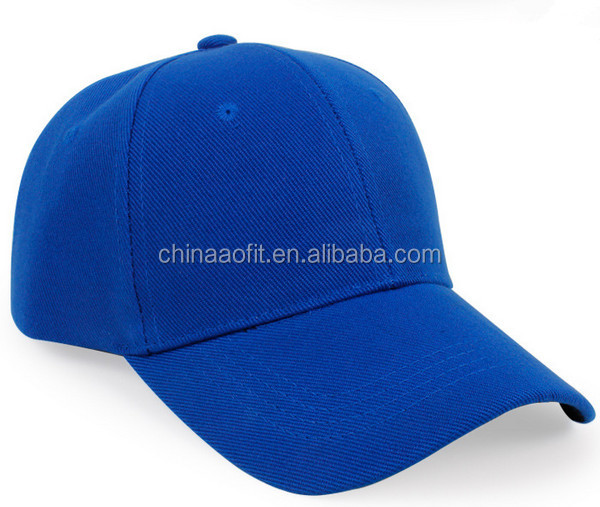 PE Class Fitted Cap For Sports School Player Hats