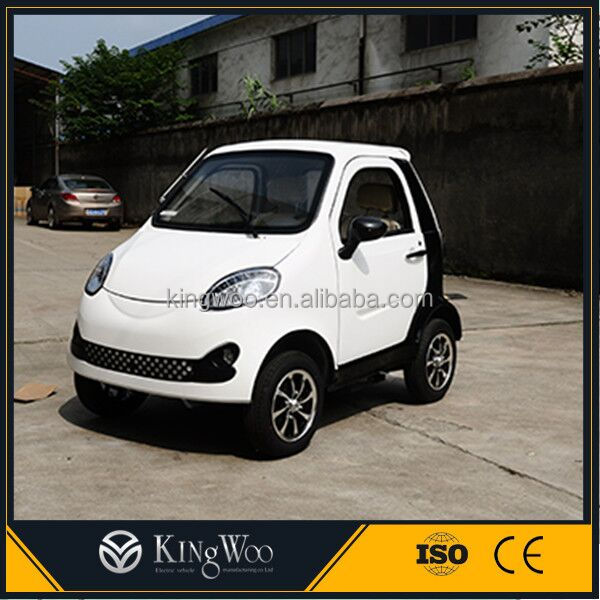 60V lead-acid battery two seater mini cars for sale