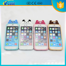 silicon breast phone case for iphone 4,3d silicon animal case for iphone 4