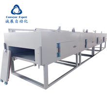 Electric vertical drying machine for industry material