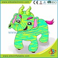 GM5961 New Design Plush Animal Electric Scooter For Kids In Game Center