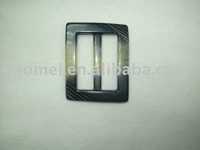 rectangle coconut buckle
