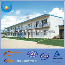 modern prefabricated mobile homes for office, rental house, camp house