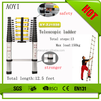YK EN131 sell fast aluminum portable folding ladder rung cover