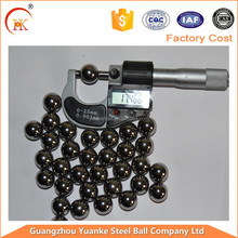 "1/2"" Inch Carbon Steel Bearing Balls G25"