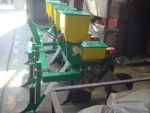manual corn planter
