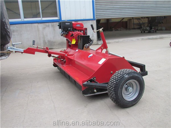 Farm machinery new type atv120 flail mower