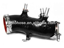 Silicone Turbo Inlet Air Intake Manifold Hose Kit for 86-92 Supra MK3 7MGTE 87