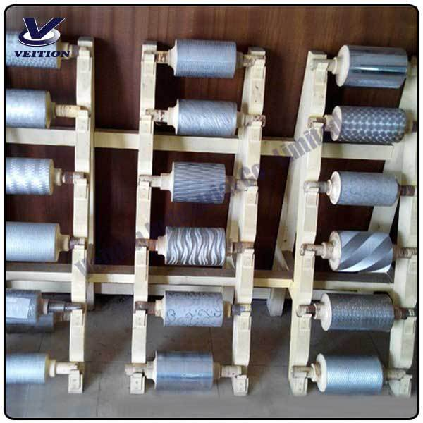High Quality Anilox Roller for Varnishing